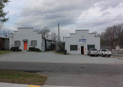 Ruffin Self Storage Mebene North Carolina