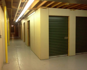 self storage units Mebane NC