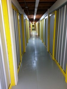 upstairs self storage units nc