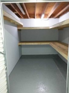 Storage Unit Near Me NC With Shelves